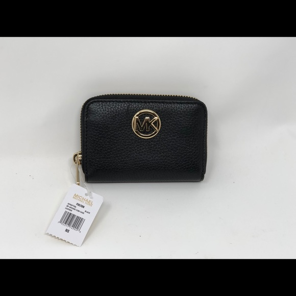 2f8550f4031673 Michael Kors Bags | Fulton Top Zip Coin Purse Mini Wallet | Poshmark